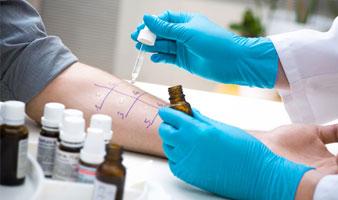skin-testing